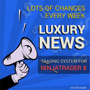 Luxury News Trading System